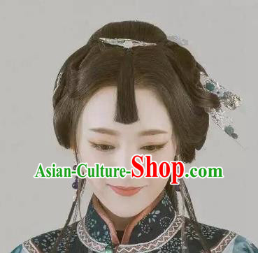 Traditional Chinese Ancient Wedding Hair Accessories Hair Stick Phoenix Coronet Hairpins Complete Set for Women