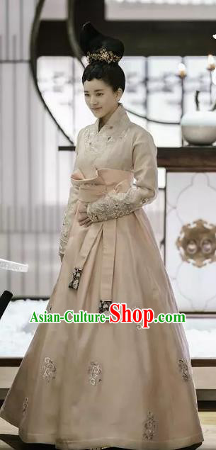 Untouchable Lovers Traditional Chinese Ancient Palace Lady Costume Princess Hanfu Dress Clothing for Women