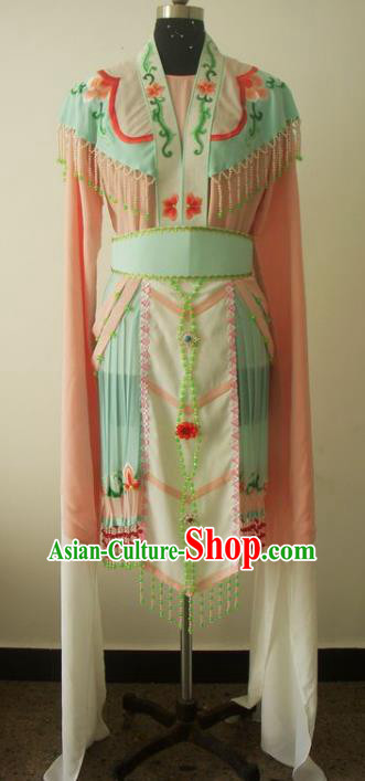 Chinese Traditional Beijing Opera Actress Costumes China Peking Opera Diva Silk Dress for Adults
