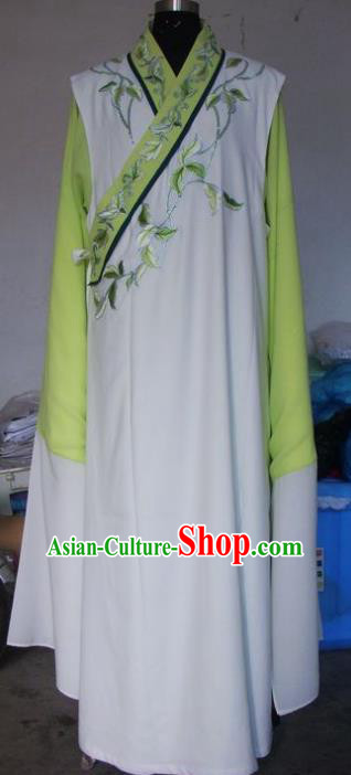 Chinese Traditional Beijing Opera Niche Costumes China Peking Opera Scholar Clothing for Adults
