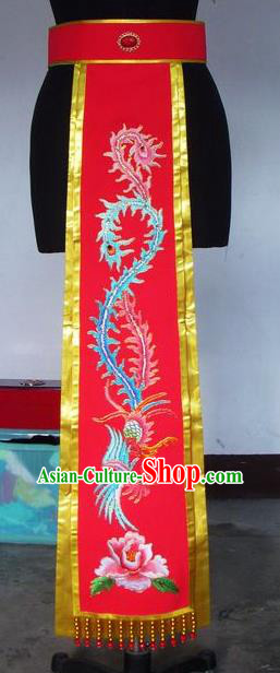 Chinese Traditional Beijing Opera Diva Waist Accessories Belts for Women