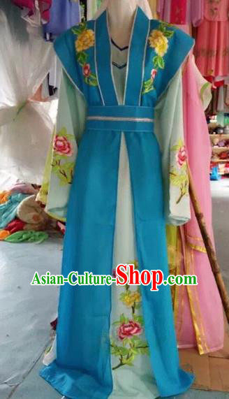 Chinese Traditional Beijing Opera Niche Embroidered Clothing Peking Opera Prince Costume for Adults