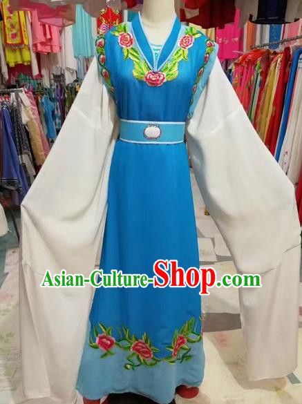Chinese Beijing Opera Niche Jia Baoyu Robe Traditional Peking Opera Prince Costume for Adults