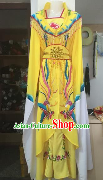 Chinese Beijing Opera Diva Queen Dress Ancient Imperial Consort Costume for Adults