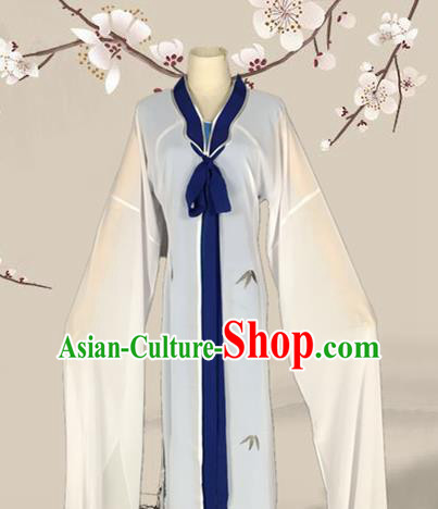 Chinese Traditional Beijing Opera Actress Dress Ancient Nobility Lady Costume for Adults