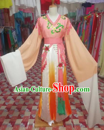 Chinese Traditional Beijing Opera Princess Clothing Peking Opera Actress Costumes for Adults