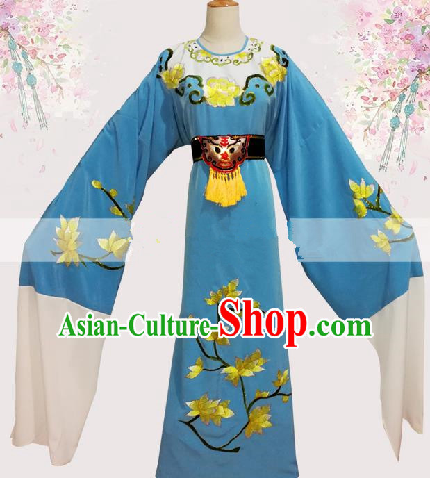 Professional Chinese Traditional Beijing Opera Robe Ancient Scholar Costume for Men