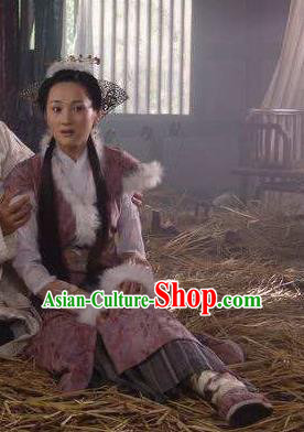 Chinese Ancient Mythology Goddess Xiangyao Hanfu Dress New Stone Age Female Civilian Costumes Complete Set