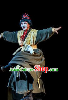 Chinese Drama Prince of Lanling Ancient Northern Dynasties Swordsman Clothing Stage Performance Dance Costume for Men