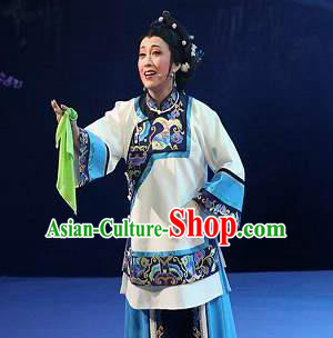 Chinese Moon Shines On Sugarbush Ferry Dance White Dress Stage Performance Dance Costume and Headpiece for Women
