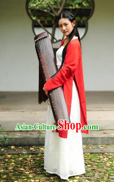 Chinese Ancient Hanfu Dress Song Dynasty Nobility Lady Historical Costumes Complete Set
