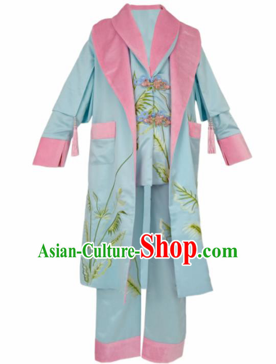 Traditional Chinese Ancient Swordsman Hanfu Ancient Knight Historical Costume for Men