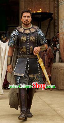 Traditional Egypt Costume Ancient Egypt General Armor Clothing for Men