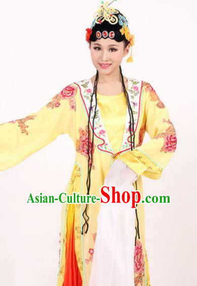 Chinese Traditional Classical Dance Costume Beijing Opera Stage Performance Dress for Women