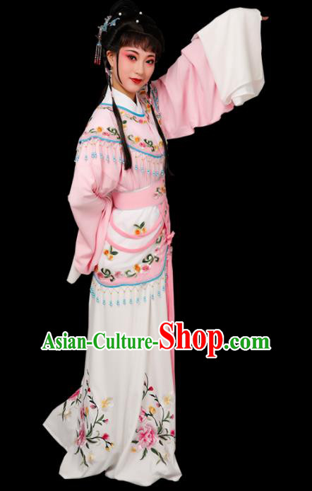 Chinese Traditional Beijing Opera Hua Dan Costume Peking Opera Princess Dress for Women