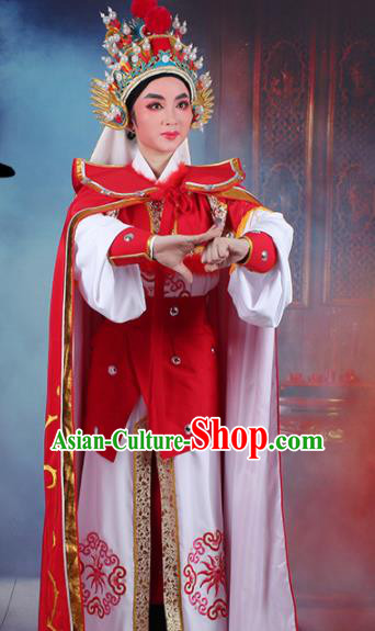 Chinese Traditional Peking Opera Takefu Clothing Beijing Opera General Costume for Men