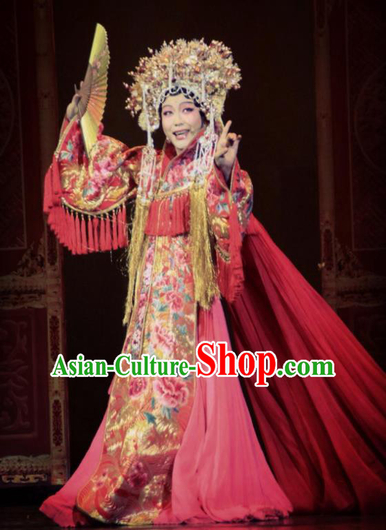 Traditional Chinese Beijing Opera Dress Drunkened Concubine Classical Dance Costume for Women